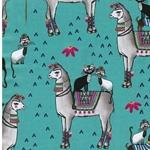 LOCO-LAMA by Lila-Lotta Popeline mint