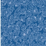 JUST-MAY by Lila-Lotta Jacquard hellblau