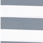 LINA Viskosejersey Blockstreifen grau