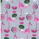 FLAMINGO PARTY Jersey Flamingo`s Melonen