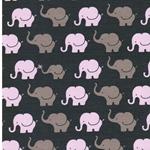 ELEPHANT PARADE Jersey grau taupe rosa