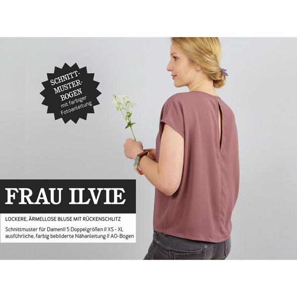 Schnittreif Schnittmuster FRAU ILVIE