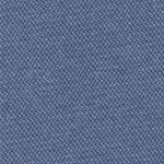 BEN Jacquard Sweat Zick-Zack jeansblau