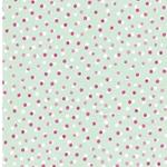 FUNNY FARM Jersey Punkte hellgrün rosa
