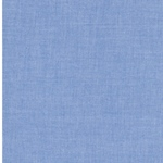 DINA feiner Chambray blau