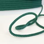 breite Kordel 8 mm jägergrün