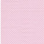 EMILIE Popeline Punkte rosa