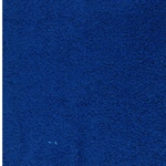 IRMEL Frottee royalblau