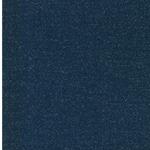 SVEN Lurex-Bündchen jeansblau silber