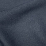 CREPE MIDNIGHT Viskosekrepp blau