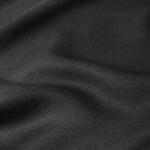 CREPE BLACK Viskosekrepp schwarz