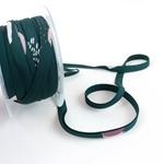 MOONSTONE Viskoseschrägband green
