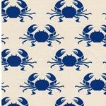 BW-Jersey Krebse sandfarben blau