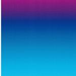 KRETA LYCRA Farbverlauf türkis pink