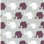 ELEPHANT PARADE Jersey grau malve