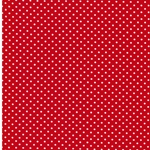 PINDOTS Jersey rot weiß