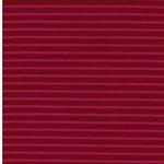 CAMPAN Jersey Streifen rot pink