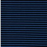 CAMPAN Jersey Streifen nachtblau blau