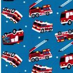 BW-JERSEY Feuerwehr türkisblau