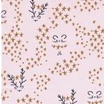 STARBRIGHT Popeline rosa