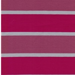 LILLY Jersey Blockstreifen pink