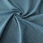 SWEAT CROP blau grau meliert
