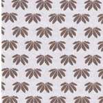 WINTER FLOWER Lila-Lotta Jacquard creme