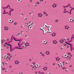 CHEER STAR Sweat Sterne rosa