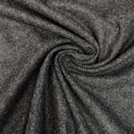 MASSIMO Tweed Salz&Pfeffer grau schwarz
