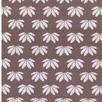WINTER FLOWER Lila-Lotta Jacquard taupe