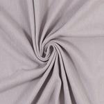 ANDREAS Doubleface Struktur-Sweat grau