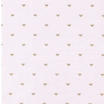 LOVE Nicky Herzchen rosa gold-metallic