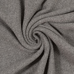 RENATA Strickstoff Wolle hellgrau