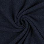 RENATA Strickstoff Wolle dunkelblau