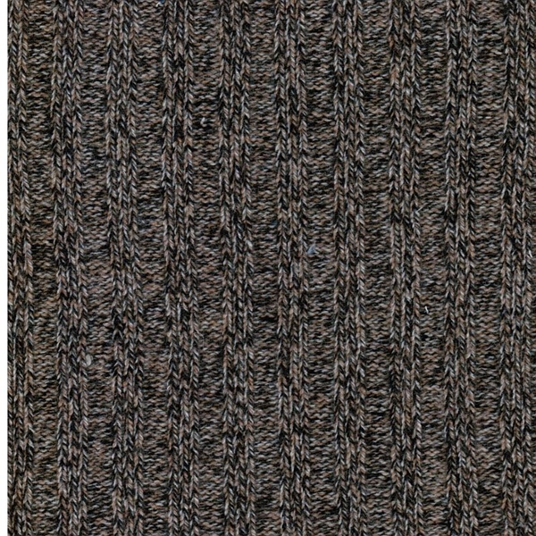 FALCADE Grobstrick camel creme schwarz