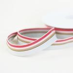 elastisches Einfassband mehrfarbig