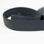 Gummiband 35 mm schwarz