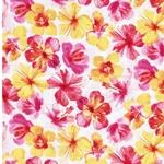TROPICALE Webware Hibiskusblüten