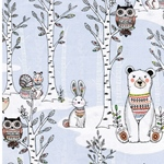 WOODLAND TRIBE Webware Wintertiere