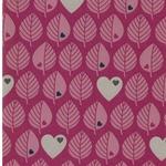 byGraziela BLÄTTER Softshell pink