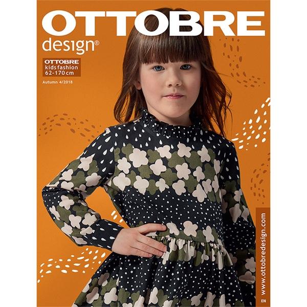 Ottobre Kids 04/18 Herbst
