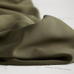 TENCEL TWILL heavy khaki