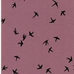 GRETA BIRDS Sweat altrosa