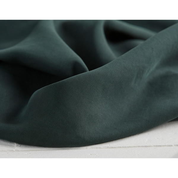 TENCEL TWILL medium deep green