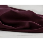 TENCEL TWILL medium maroon