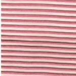 LASSE Doubleface Struktur-Sweat koralle
