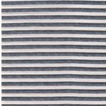 LASSE Doubleface Struktur-Sweat blau