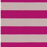 ISA Jersey Streifen 3 cm pink beige