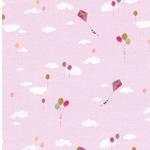 MINI SUMMER Jersey Drachen Ballons rosa