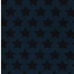 STARS & STRIPES Jersey Sterne dunkelblau
